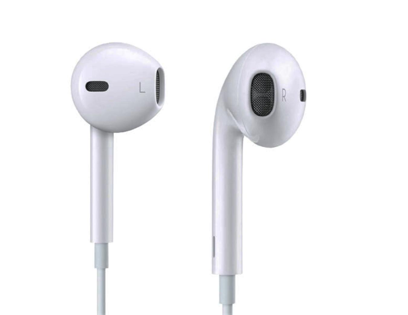 779cefd9728 Audifonos Apple Earpods Manos Libres iPhone Originales 3.5mm - D bazar