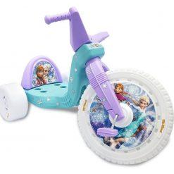 Bicicleta Triciclo Infantil Frozen 16 Inch Big Wheel Disney_0
