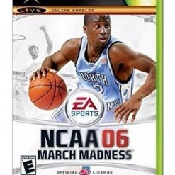 Ncaa March Madness 06 Videojuego Xbox Live Enabled_1