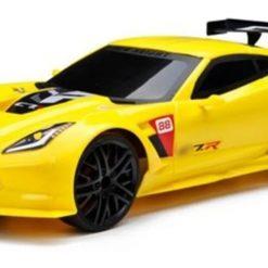 Carro Auto Corvette C7r New Bright Coleccion Escala 1:12_0