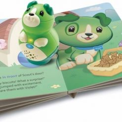 Libro Educativo Leapfrog Leapreader Junior Book Pal Scout_0