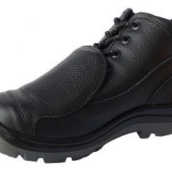 Zapato Calzado Seguridad Industrial Punta Metal Van Vien_0