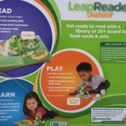 Libro Educativo Leapfrog Leapreader Junior Book Pal Scout_1