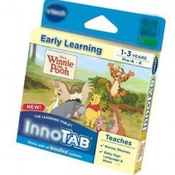 Video Juego Infantil Vtech Innotab Software Winnie The Pooh _0