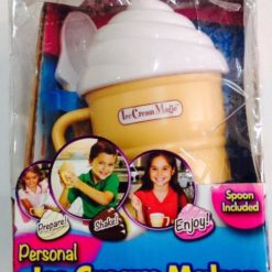 Taza Personal Mágica Ice Nieve Helado Magic Maker Niños_1