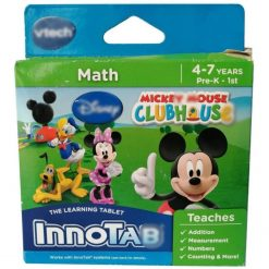 Juego Vtech Innotab Software Disney Mickey Mouse Clubhouse_0