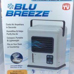 Aire Enfriador Blu Breeze Ventilador Portatil Purificador_1