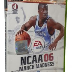 Ncaa March Madness 06 Videojuego Xbox Live Enabled_0