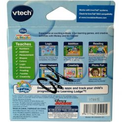 Juego Vtech Innotab Software Disney Mickey Mouse Clubhouse_1
