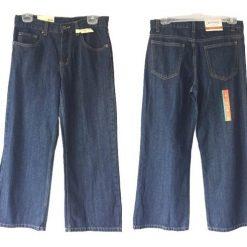 Lote Pantalón Mezclilla Adolescente Niño Jeans 20 Pzs 1era_1