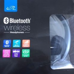 Audifonos Ilive Iahb64 Inalámbrico Bluetooth 3.0 Wireless_1