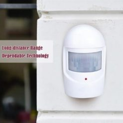 Alarma Inalambrica Entrada Alerta Sensor Wireless Security _4