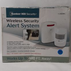 Alarma Inalambrica Entrada Alerta Sensor Wireless Security _2