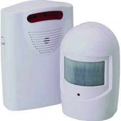 Alarma Inalambrica Entrada Alerta Sensor Wireless Security _0