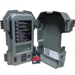 Camara De Seguimiento Kit PXP22 Infrarojo 16 GB_1