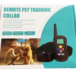 Dispositivo Para Collar De Perro training Remoto_0