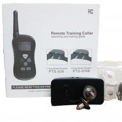 Dispositivo Para Collar De Perro training Remoto_2