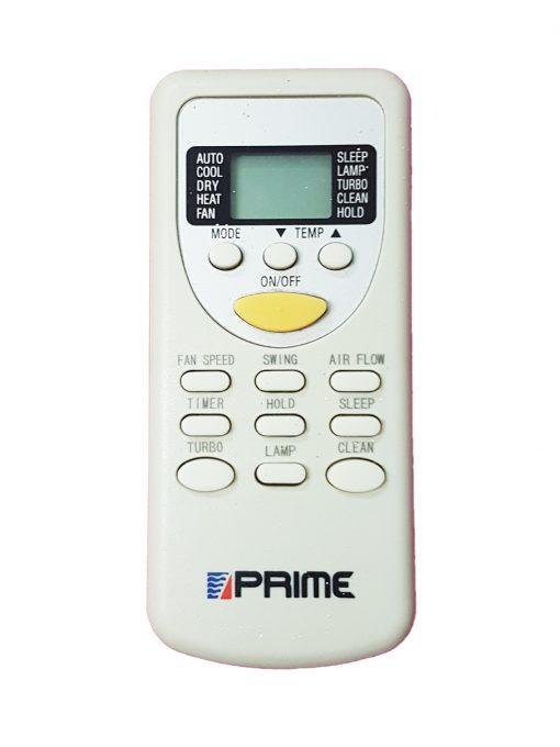 Control Remoto Aire Acondicionado PRIME usado_0