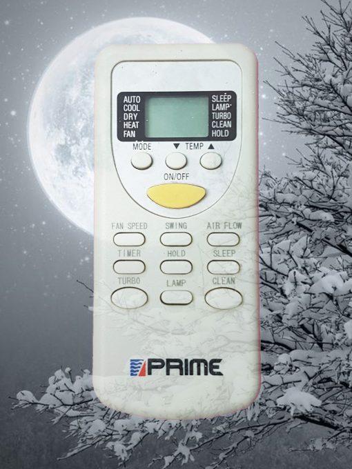 Control Remoto Aire Acondicionado PRIME usado_4