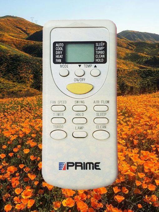 Control Remoto Aire Acondicionado PRIME usado_5