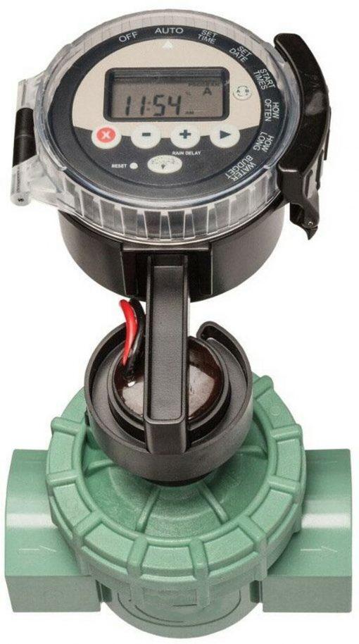 Temporizador Orbit Con Valvula En Linea De 1 Pulg._1