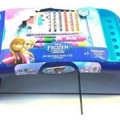 Escritorio Dibujo Mesa Actividades Infantil Frozen Dibujar _1