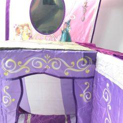 Casita Pop Up 3d Carpa Tienda Campaña Princesa Sofia Disney _1
