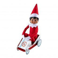 Carrito Carreras Orna-Moments The Elf On The Shelf_1