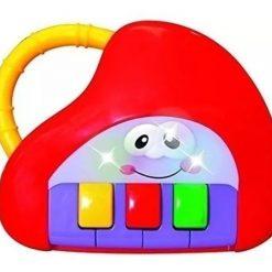 Bebes Juguete Primer Piano Estimulacion Luces Visual Baby_0