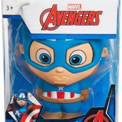 Mega Goma Borrador Puzzle 3D Capitán América Rompecabezas_0