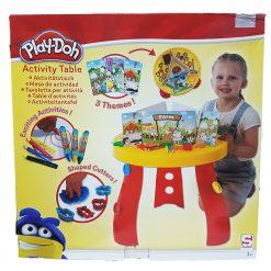 Mesa De Actividades 3 Temas Play-Doh Activity Table_0