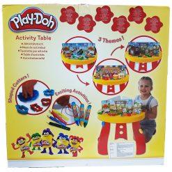 Mesa De Actividades 3 Temas Play-Doh Activity Table_1