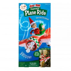 Adorno Navideño Plane Ride The Elf On The Shelf _0