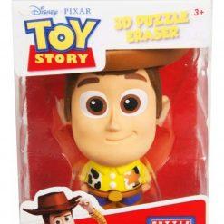 Rompecabezas Mega Borrador Toy Story Woody 3D Puzzle_0