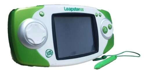 Leap Frog Leapster Gs Explorer Verde-blanco Electronic Game_5