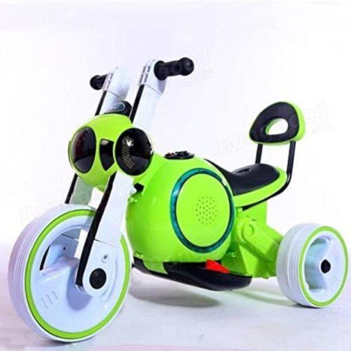 Motocicleta Para Bebe Niño Electricta Led Dif Colores_6