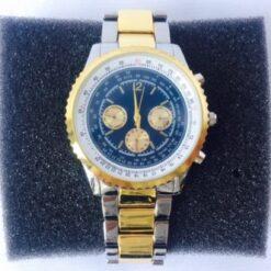 Reloj Acero Inoxidable Cuarzo Pulsera Hombre_1