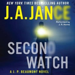 Libro Second Watch Segundo Reloj By J Jance Harpercollins_0