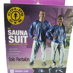 Pantalón Sauna Perfecto Para Sudar Mientras Te Ejercitas_1