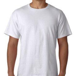 Camiseta Playera Hanes Fruit Of Loom Interior Cuello O V_0
