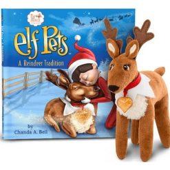 Elf On The Shelf Pets Reno Saint Bernardo Paquete Navideño_1