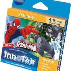 Video Juego Ultimate Spider Man Software Vtech Innotab Niños_0