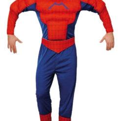 Disfraz Spiderman El Sorprendente Hombre Araña Adulto _0