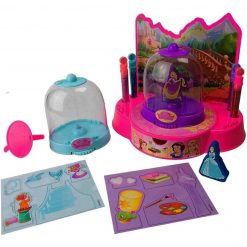 Disney Princess Princesas Globos Con Brillantina Niñas_0