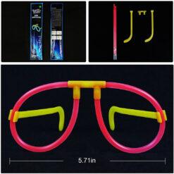 Lentes De Neon Tuny Glow Para Fiestas Kit De 5 Lentes Pack_9