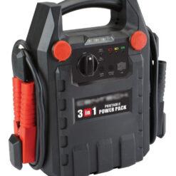 Arrancador De Baterias 3 En 1 Hasta 20 Horas Automoviles _0