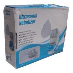 Nebulizador Ultrasónico Con Carga Usb Portatil Para Adultos _0