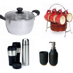 Lote Cocina Hogar Enseres Electrodomestico Paleta 100pz _0