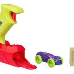 Nerf Lanzador Carros Nitro Throttleshot Blitz Juego Carreras_0