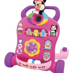 Andador Caminadora De Actividad Sonidos Minnie Mouse Luces_0